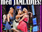 En galen kväll med Jamladies!