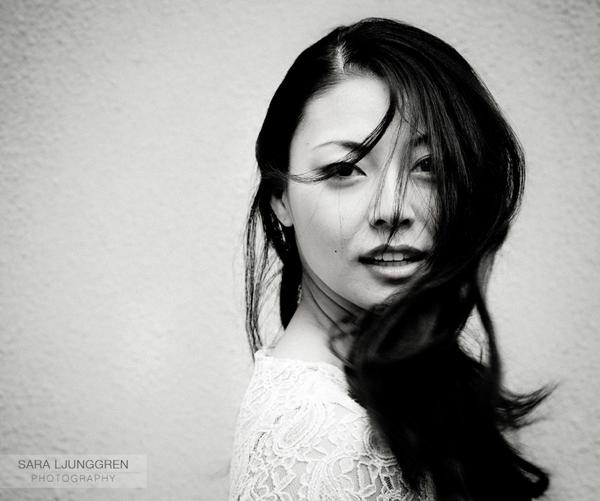Fotosession med Lisette Pagler