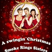 "Julshowen ""A swingin´ Christmas"" med Smoke Rings Sisters"