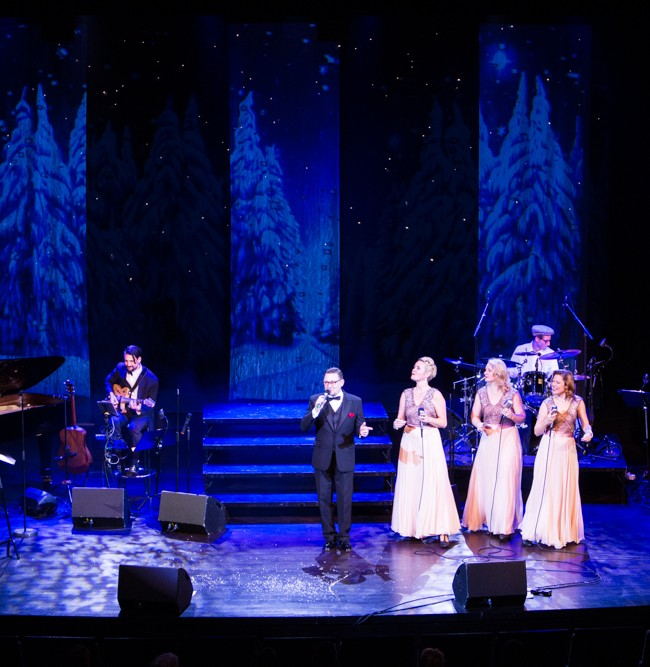 "Julkonserten ""A swingin´ Christmas"""